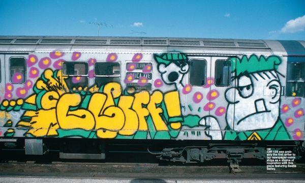 Piece By Cliff - New York City (NY)
