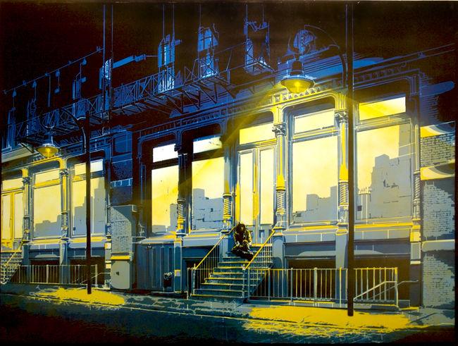 Street Art By Logan Hicks - New York City (NY)