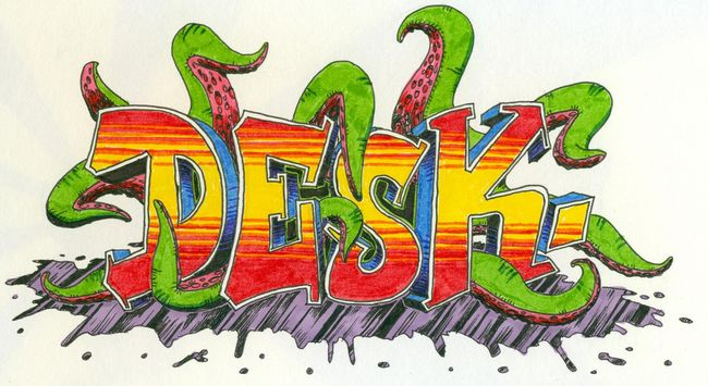 Sketch Par Desk. - Agen (France)