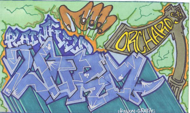 Sketch Par Kwon - Springfield (MA)
