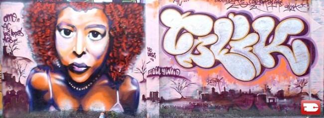 Piece By Ome, Sade - Nantes (France)