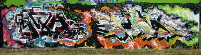 Fresques Par Deba - St.-Affrique-les-Montagnes (France)