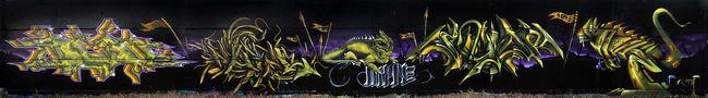 Fresques Par Deba - Toulouse (France)
