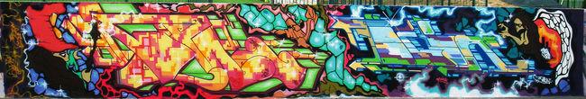 Fresques Par Deba, Diksa - Gruissan (France)