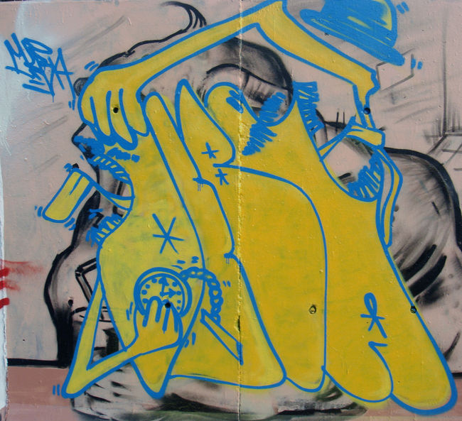 Throw Ups Par Deba - Revel (France)