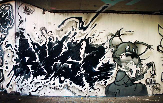 Piece By Rusl - Stuttgart (Germany)
