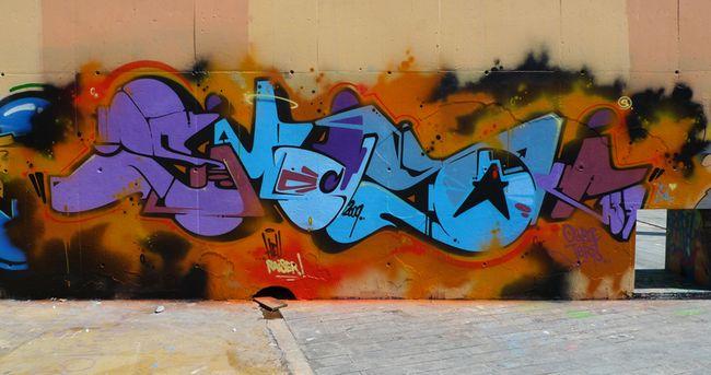 Piece By Smash137 - Barcelona (Spain)