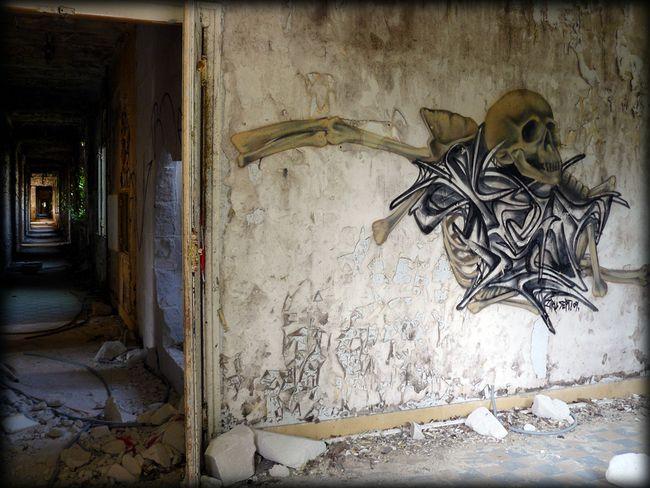 Piece By Septik, Ziru - Paris (France)