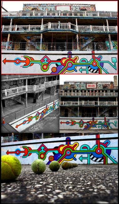 Fresques Par Seize Happywallmaker - Paris (France)