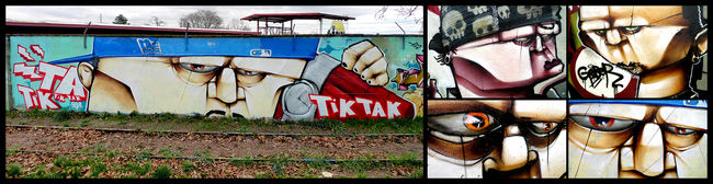 Characters By Geb - Toulouse (France)