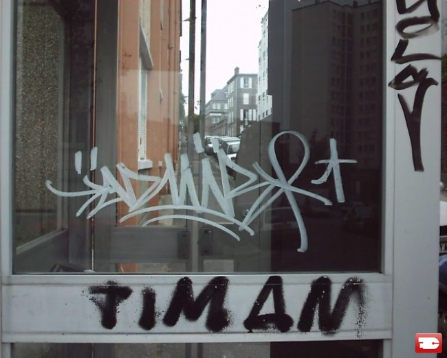 Tags Par Marcel - Lyon (France)