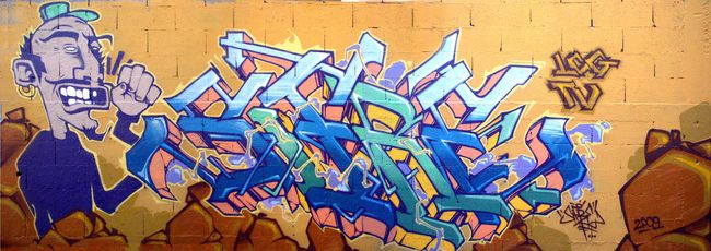 Fresques Par Onesixfrer - Montpellier (France)