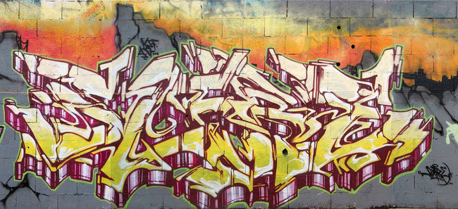 Piece By Onesixfrer - Montpellier (France)