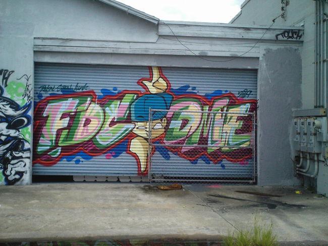 Personnages Par Junk, Spen, Rekal - Orlando (FL)