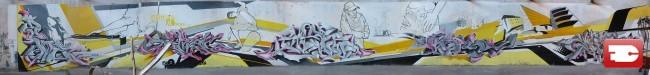 Big Walls By Den - Lyon (France)