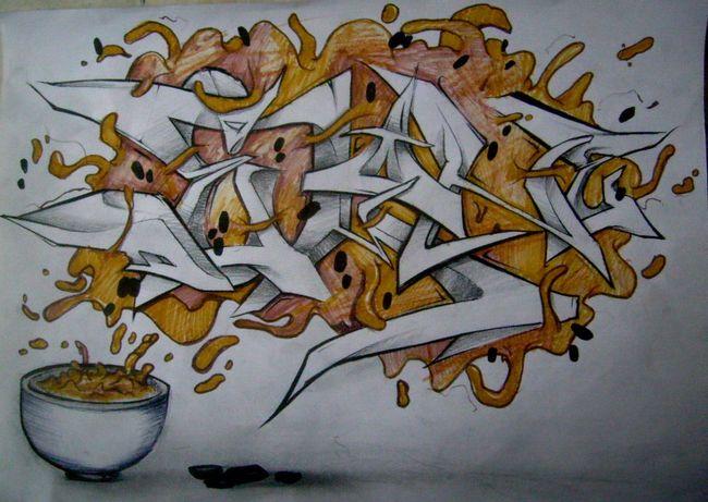 Sketch Par Demonedal - Moscou (Russie)