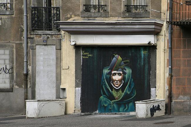 Personnages Par Keymi - Clermont-Ferrand (France)