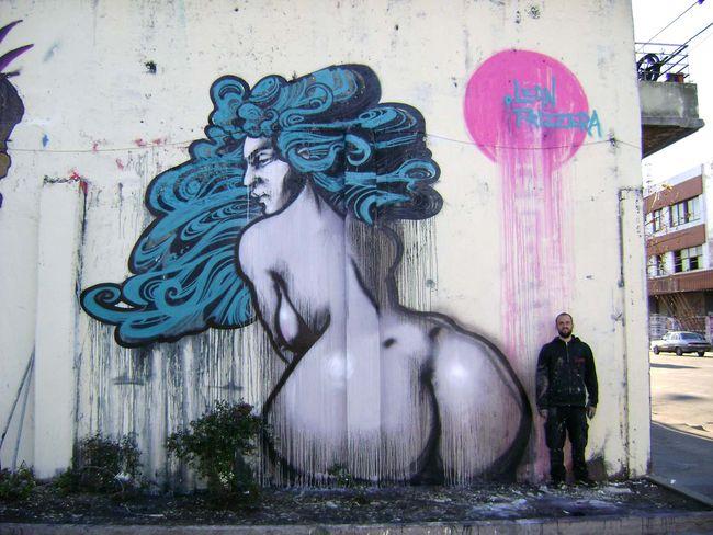 Personnages Par Lean Frizzera - Buenos Aires (Argentine)