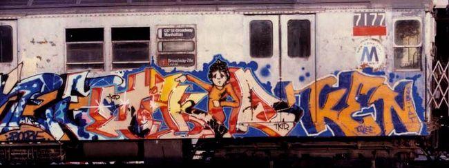 Piece By T-kid, Boozer, Ken - New York City (NY)