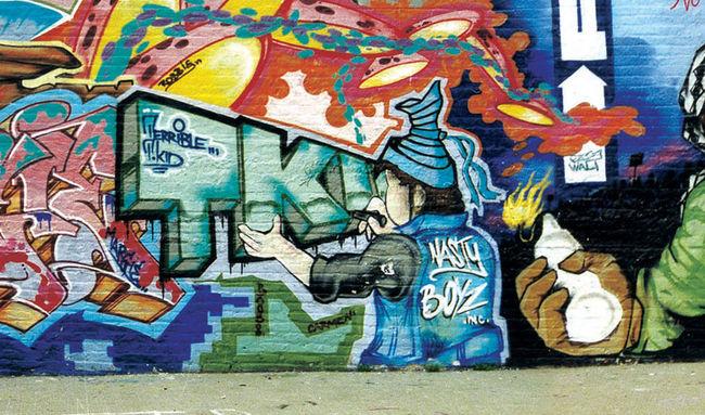 Piece Par T-kid - New York City (NY)