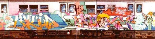 Big Walls By T-kid, Boozer - New York City (NY)