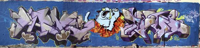 Fresques Par Pablo, Kew - Montpellier (France)