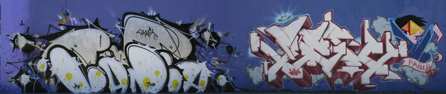 Piece By Vania, Pablo, Kew - Beziers (France)