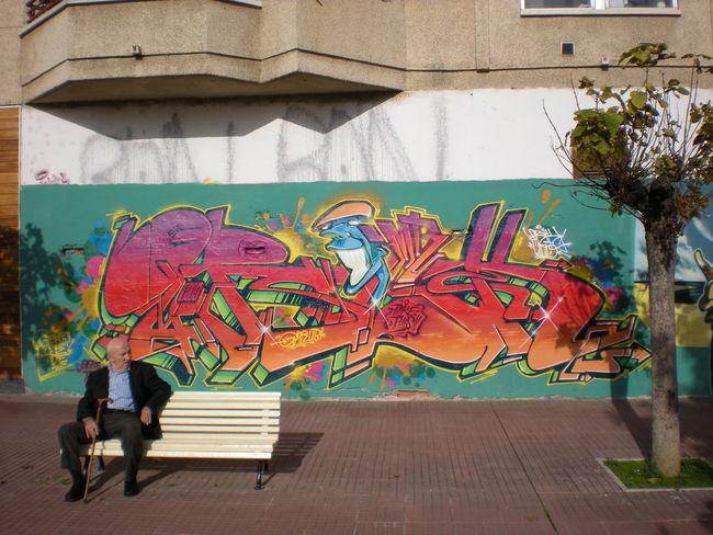 Piece Par Frikuno - Vitoria (Espagne)