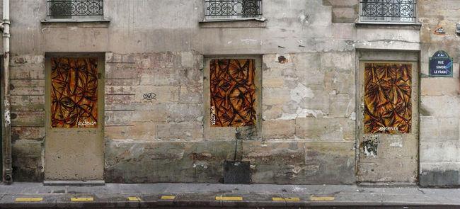 Street Art By Jeremica - Paris (France)
