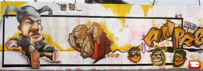 Characters By Maskmaw - Montpellier (France)