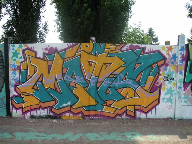 Piece By Hoter One - Roubaix (France)