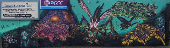 Fresques Par Blen 167, Zoner - Ceiba (Porto Rico)