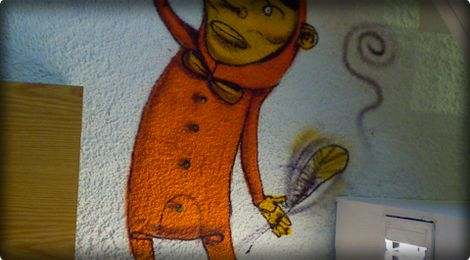 More news from Os Gemeos