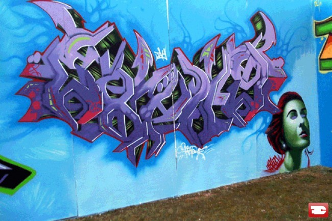 Piece By Extas - Chalons-sur-Marne (France)
