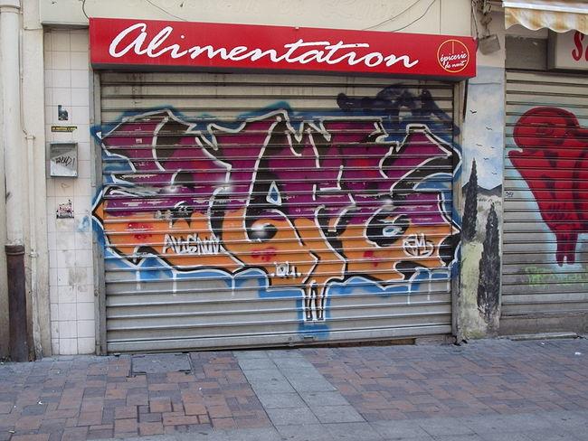 Piece Par Alfe - Montpellier (France)