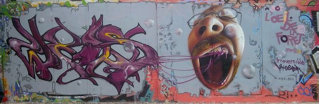 Big Walls By Wens, Leflip - Beziers (France)