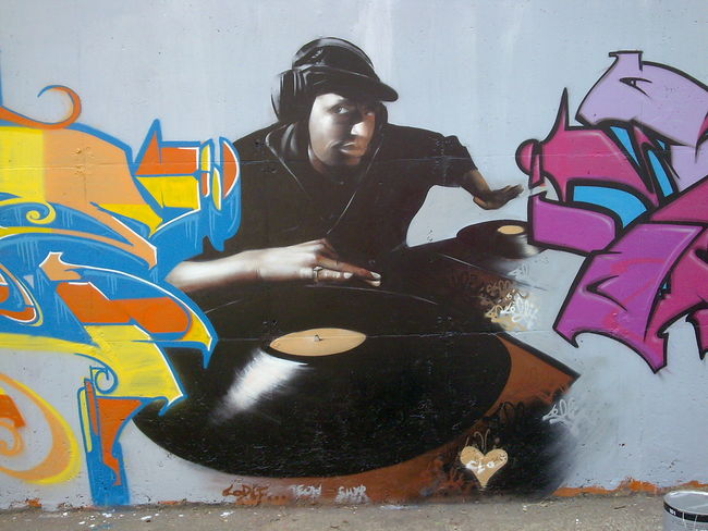 Characters By Leflip - Beziers (France)
