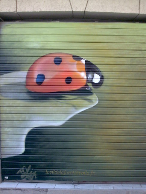 Characters By Leflip - Cazouls-les-Beziers (France)