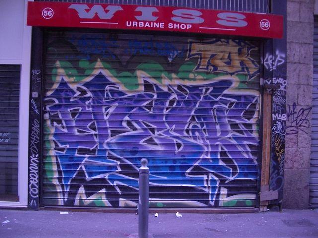 Piece Par Fresk - Marseille (France)