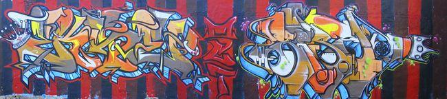 Fresques Par Kizer, Xtrem - Beziers (France)