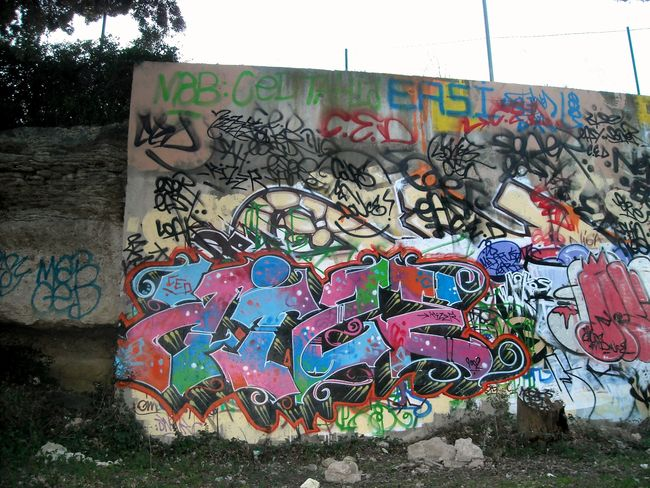 Piece Par Kizer - Istres (France)