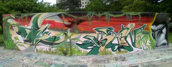 Piece Par Klaxon99, Raze02 - Singapour (Singapour)