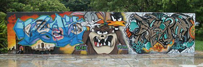 Piece Par Nifty Newa, Klaxon99 - Singapour (Singapour)