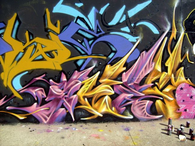 Piece By Skeum - Beziers (France)