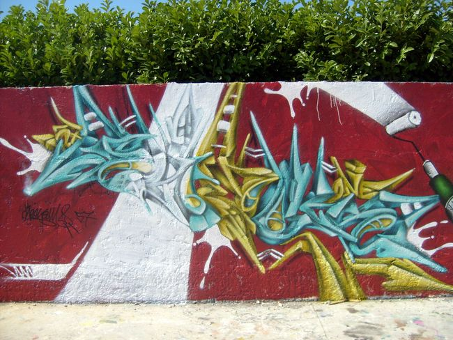 Piece By Skeum - Montpellier (France)