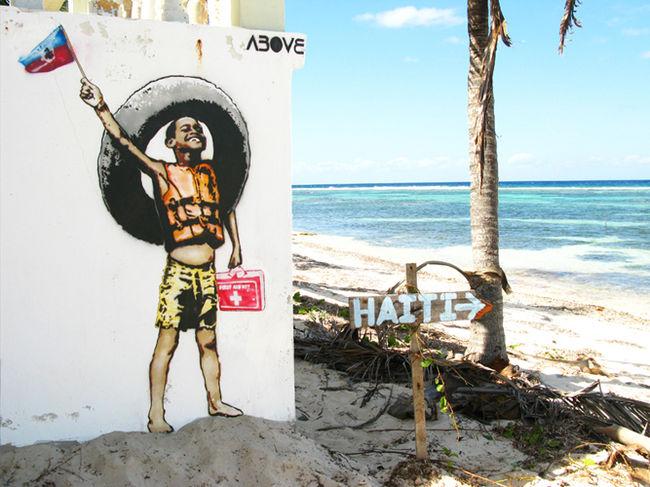 Personnages Par Above - La Havane (Cuba)
