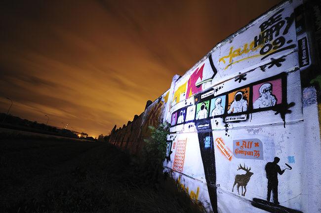 Street Art Par Alf - Nancy (France)
