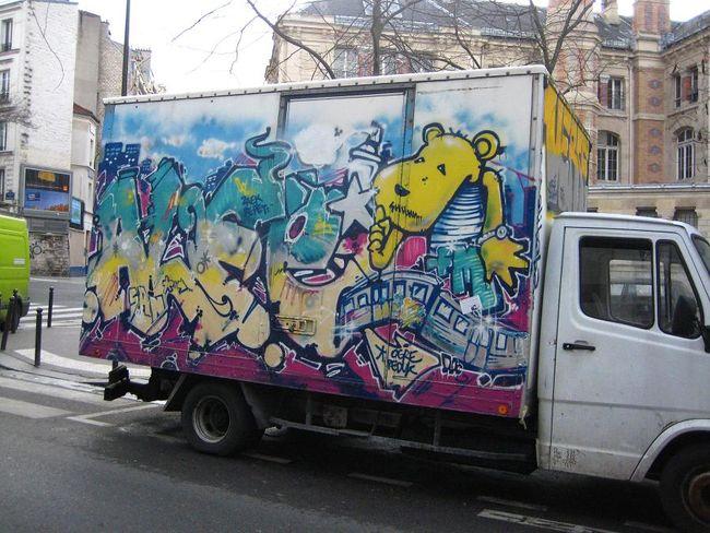 Piece Par Alfe - Paris (France)
