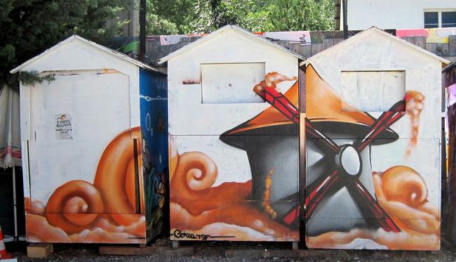 Street Art Par Gerso - Gap (France)