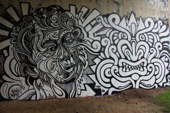 Characters By Shaka, Nosbe - Palaiseau (France)